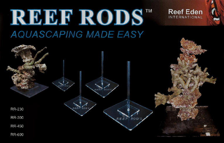 Aquascaping Live Rock Acrylic Rods For Crafts
